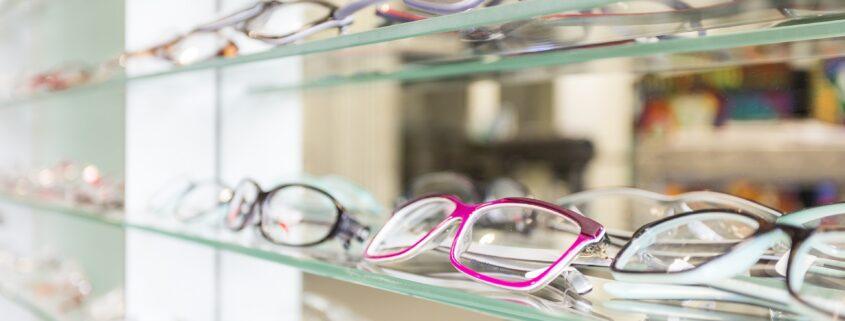limpieza correcta de las gafas